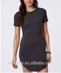 short sleeve jersey curve hem shift dress grey mar t shirt dress