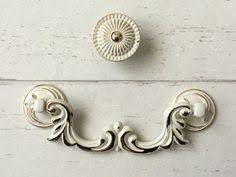 Shabby Chic Cabinet Pulls by Shabby Chic Cabinet Door Pulls Off White Pantry Handles Shabby