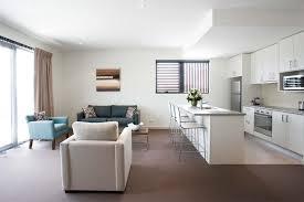 open plan kitchen dining room glass door cabinet incorporates eco