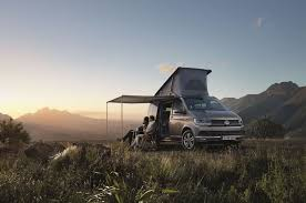 volkswagen california t6 2016 volkswagen transporter gets the california treatment
