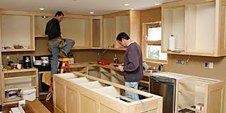 Installation Of Kitchen Cabinets by Install Kitchen Island How To Install An Ikea Kitchen Island