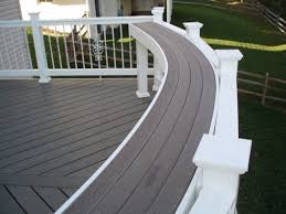 Ideas For A Bar Top Putting A Bar Rail On The Deck For Extra