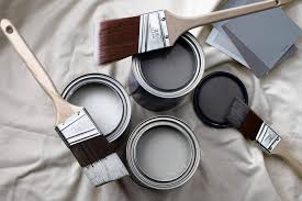 Shades Of Grey Paint Hundreds Of Shades Of Gray At The Paint Store Wsj
