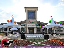 fort worth party rentals party rentals in fort worth tx tent event rentals in ft worth