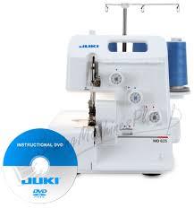 garnet line mo 623 1 needle 2 3 thread serger w instructional dvd