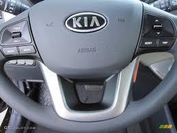 kia steering wheel 2012 kia rio rio5 lx hatchback steering wheel photos gtcarlot com