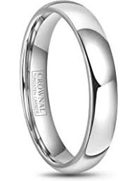 Wedding Rings Men by Mens Wedding Rings Amazon Com