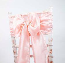 Chair Sashes For Weddings Wedding Chair Sashes Ebay