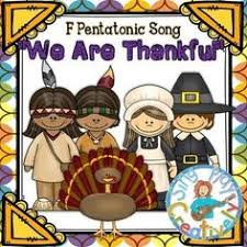 thanksgiving literacy song and activities i m thankful