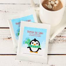 personalized baby shower favors personalized hot cocoa favors personalized baby shower hot