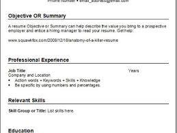 Best Value Resume by Best Value Resume Office Services Resume Sample For Ojt