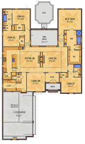 house plans one european southern house plan 41505 level one floor plans