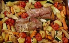 comment cuisiner un filet mignon de porc filet mignon de porc et ses petits légumes un petit oiseau dans la