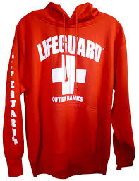 life guard sweatshirt red life guard sweatshirt lifeguard outer