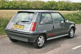 renault hatchback from the 1980s renault 5 gt turbo review retro road test motoring research