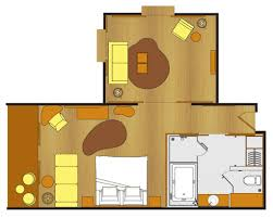 one bed room suite pullman bali legian nirwana