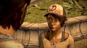 javier gives clementine a haircut scene hd youtube