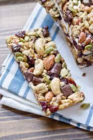 Top 10 Healthiest Granola Bars by Tart Cherry Chocolate Cashew Granola Bars Gluten Free