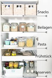 vorratsschrank küche mehr ordnung in der küche vorratsschrank organisieren rezepte