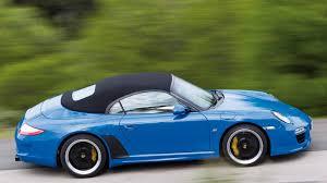 porsche speedster 2011 did you know porsche once made a furry 356