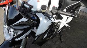 details zum custom bike honda cb 1000 r des händlers auto hermes kg