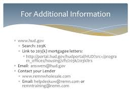 Hud Reo Appraisal Mortgagee Letter taking the mystery and fear out of fha 203k rehab loans