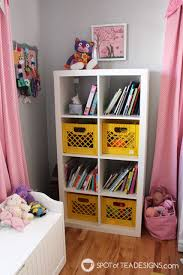 Toddler Bookcase Nehil Home Tour Pink And Yellow Toddler Bedroom Spot Of Tea