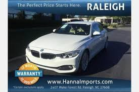 used bmw 4 series cars for sale used bmw 4 series for sale in raleigh nc edmunds