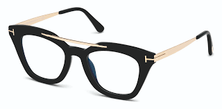 blue light prescription glasses tom ford unveils blue light blocking optical collection the moodie
