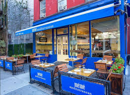 Meme Mediterranean - the 10 best restaurants for outdoor dining in the west village
