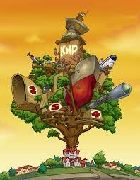 knd codename kids door treehouses tom warburton ourdustytrails u2022