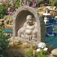 the great buddha garden sanctuary sculpture design toscano