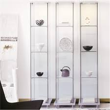 mini decor glass showcase