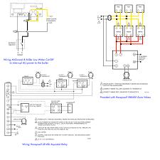 honeywell zone valve wiring diagram at kwikpik me