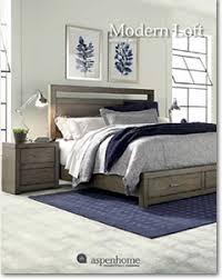 aspen home bedroom furniture modern loft iml jpg