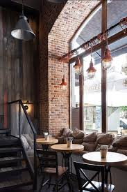 best 25 industrial cafe ideas on pinterest cafe interiors cafe