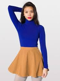 corduroy skirts circle skirt minis women s skirts american apparel