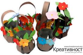 baskets for kids paper easter baskets things to make and do crafts and