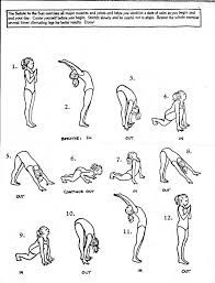 yoga poses pictures printable 86 yoga poses for beginners printable 58 fun and easy yoga poses