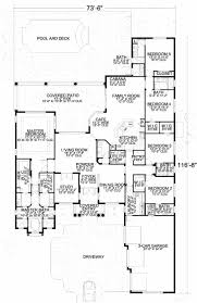6 Bedroom Bungalow House Plans Ideas About 1 Floor House Plans Free Home Designs Photos Ideas