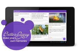 better diary journal notes android apps on google play