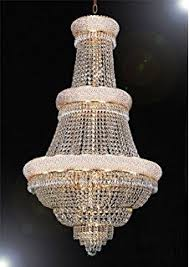 Chandeliers For Foyers French Empire Crystal Chandelier Lighting Great For The Dining