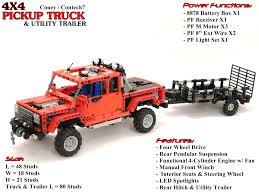 lego jeep instructions coney contech7 u0027s lego technic 4x4 pickup truck lego technic
