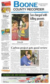 boone county recorder 091009 by enquirer media issuu