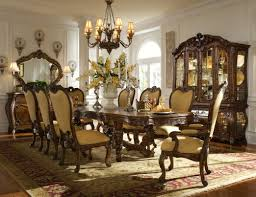 dining room formal sets with buffet hutch and enchanting tables