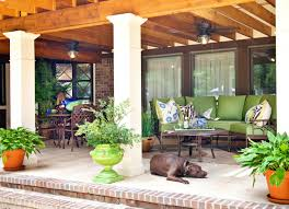 patio areas that inspire