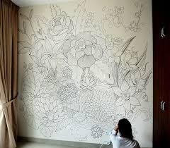 best 25 sharpie wall ideas on pinterest wall drawing wall