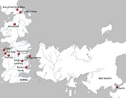 us map of thrones image season 2 locations map png of thrones wiki fandom