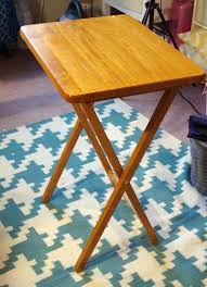 Making A Small End Table by Diy Ironing Table