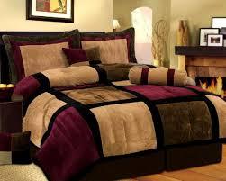 Purple Velvet Comforter Burgundy And Black Velvet Comforter Bed Set Burgundy Or White